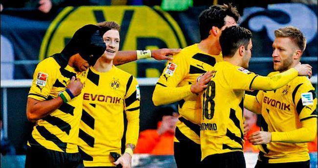Dortmund dört köşe