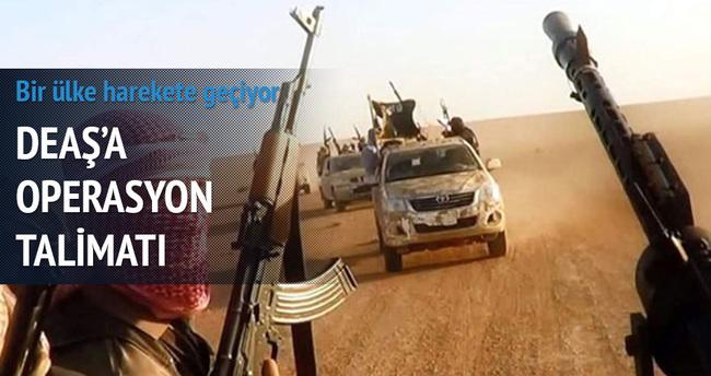 Irak Başbakanı İbadi, DEAŞ operasyonunu başlattı