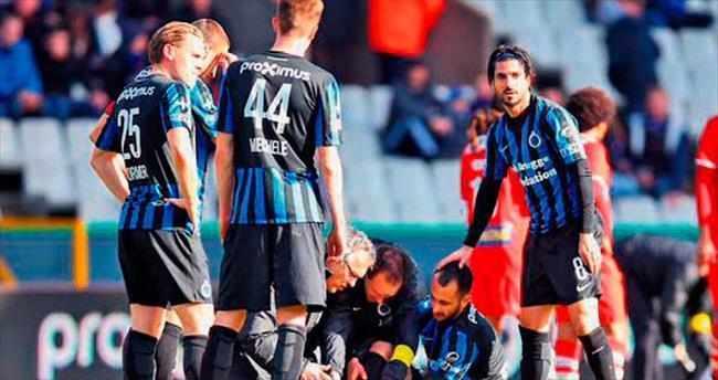 Brugge sarsıldı