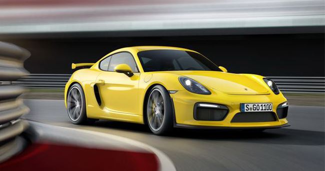 Porsche'den iki yeni yüksek performans otomobili