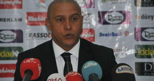 Roberto Carlos: Onlar bekledi, biz de oynamadık