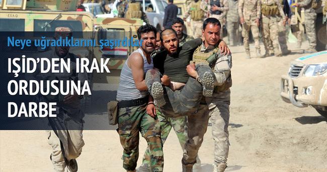 IŞİD, Musul'daki askeri noktalara saldırdı