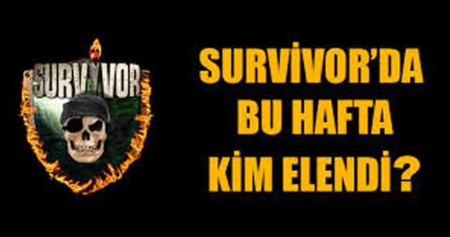 Survivor kim elendi? (Survivor All Star'da yazılan isim kim oldu?)