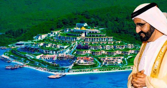 Dubai Emiri Bodrum'da otel işletecek