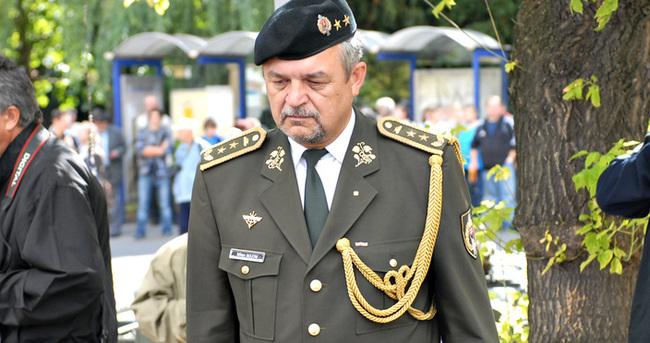 Slovakya Genelkurmay Başkanı Ankara'da