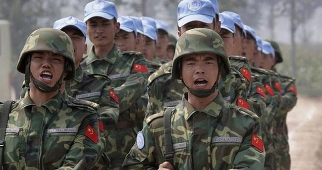 Çin'de 14 komutana soruşturma