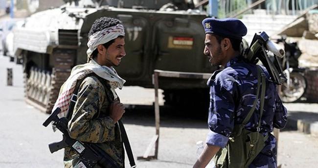 Yemen'de 12 Husi militanı öldürüldü