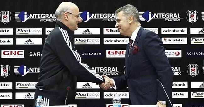 Dettmann Beşiktaş'a imza attı