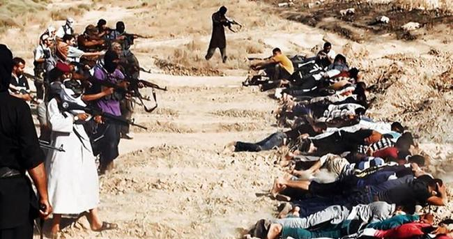 IŞİD 22 kişiyi idam etti
