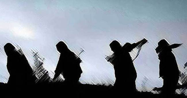Silopi'de 7 terörist teslim oldu