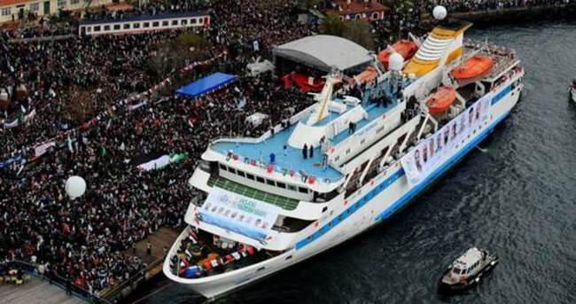 Mavi Marmara tekrar yola çıkıyor!