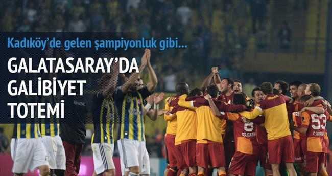 Galatasaray uğur yapıyor