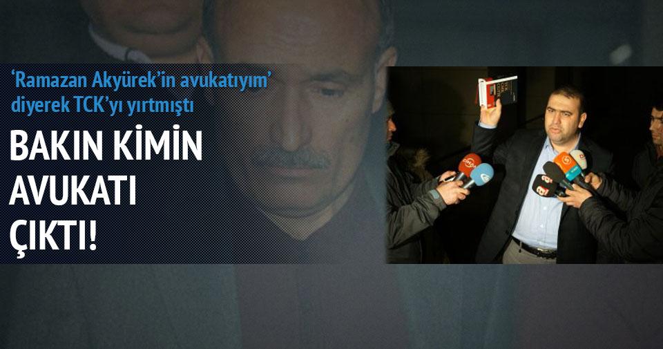 TCK'yı parçalayan avukat Gülen'in çıktı