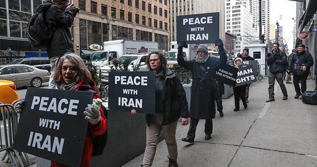 ABD'de Netanyahu protestoları