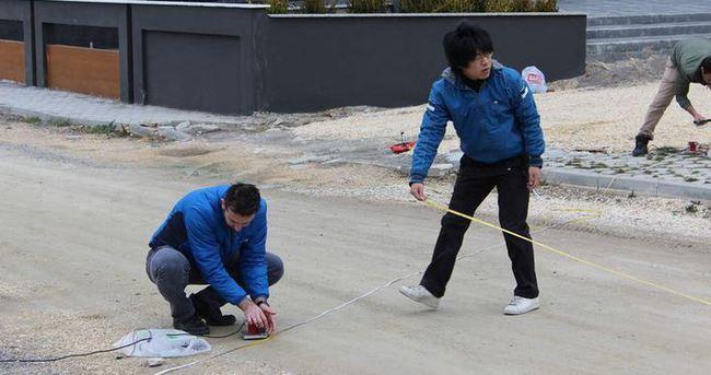 Japon deprem uzmanları Eskişehir'de