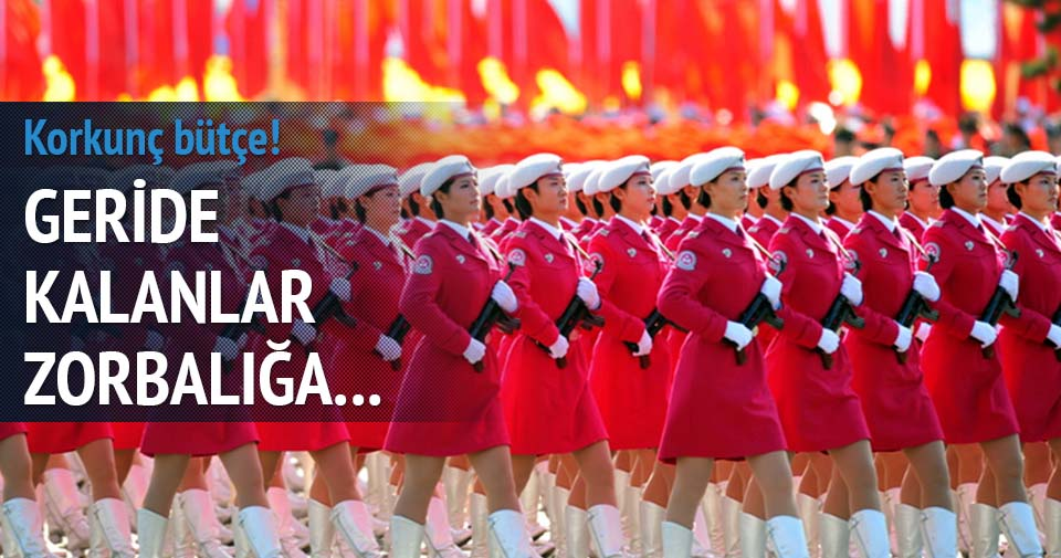 Çin savunma bütçesini yüzde 10 artırdı