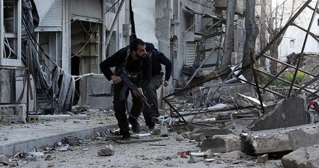 'Yemen'den gelen Husilerle de savaşıyoruz'