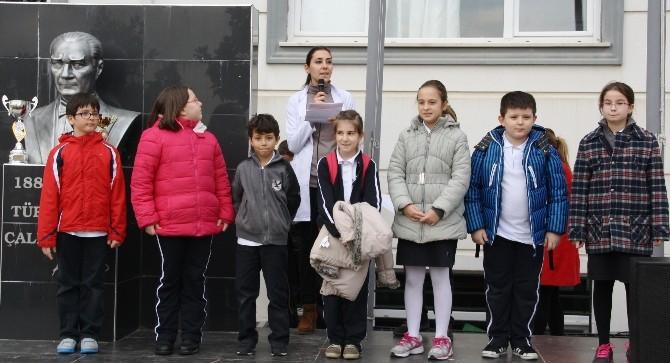 Şahin Okulları 4. Sınıf Öğrencilerinden Sosyal Sorumluluk Projesi