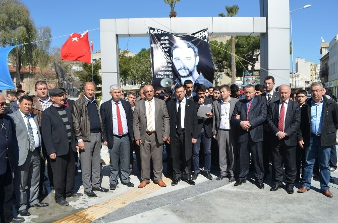 Söke MHP Ve Ülkü Ocağı Fırat Çakıroğlu Anısına Lokma Döktürdü