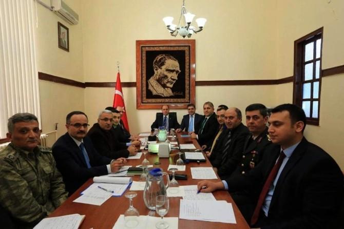 Amasya'da Festival Hazırlığı Başladı