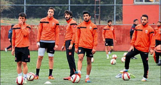 Adanaspor start verdi
