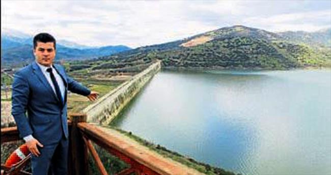 Beydağ Barajı'nda doluluk oranı arttı