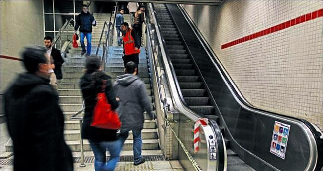 Merdiven kazasının mağdurları şikayetçi