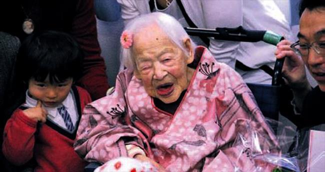 Okawa, 117'nci yaşını kutluyor
