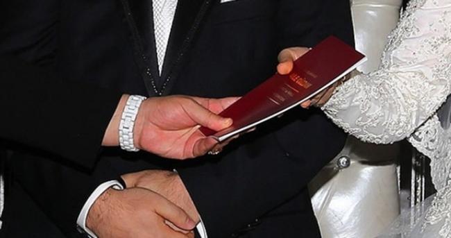 Evlilik hazırlığı yapanlar bu habere dikkat!