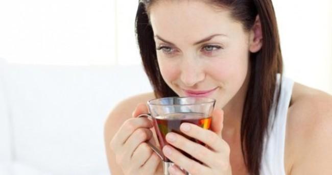 Göbek eritmek için 5 sağlıklı içecek