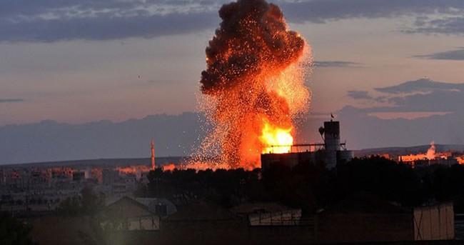 Esad Türkmenlere saldırdı!
