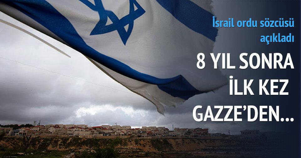 İsrail Gazze'den ithalat yapacak