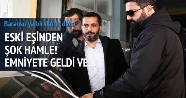 Mehmet Baransu'nun eski eşinden şok hamle!