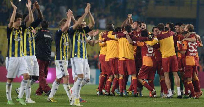 Fenerbahçe Galatasaray derbisi ne zaman saat kaçta? (Biletleri tükenen FB-GS maçı saat kaçta?)