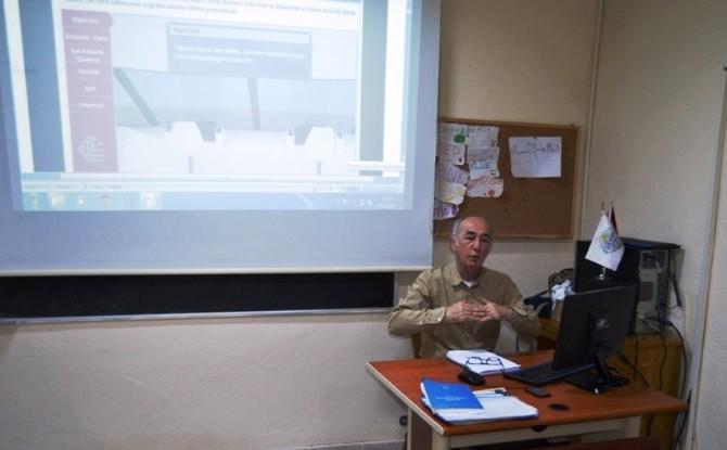 Ehem'in Denizcilik Alanındaki Eğitimleri Başladı