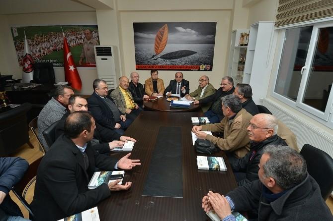 Çiğli'de Amatör Kulüplere Destek