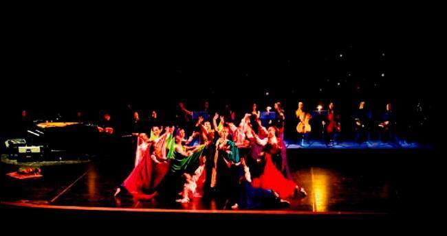 'Muhteşem İrsal' Ankara'da esti
