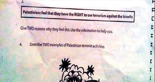 İskoçya'da Filistin ayıbı
