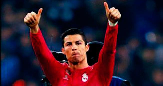 Ronaldo'dan zengini yok