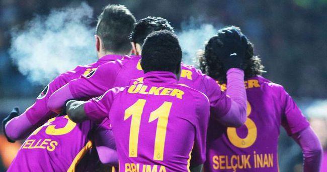 Galatasaray'da derbi primi açıklandı!