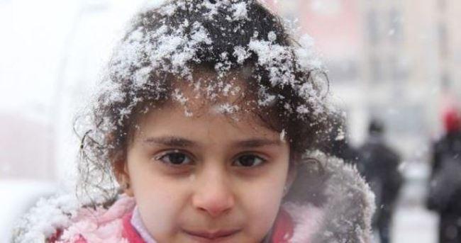 Doğu Anadolu bölgesi buz kesti