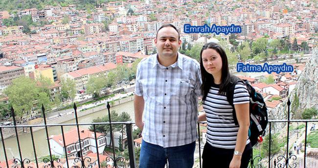 Türkiye âşığı iki gezgin...