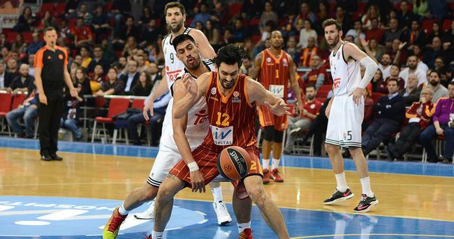 Galatasaray Real Madrid'den fark yedi
