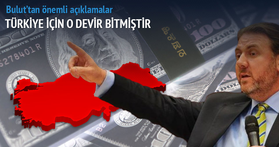 Türkiye için artık öyle bir kriz yok