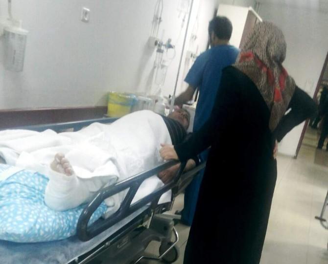 Kahta'da Silahlı Saldırı: 1 Yaralı