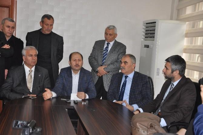 AK Parti Kırıkkale Milletvekili Ramazan Can;