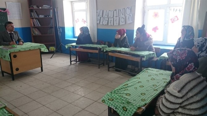 Arpaçay'da Veli Ve Okul Ziyaretleri Devam Ediyor