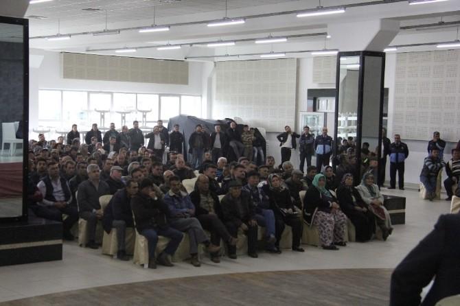Burhaniye'de Yeni Pazar Yeri İçin Kuralar Çekildi