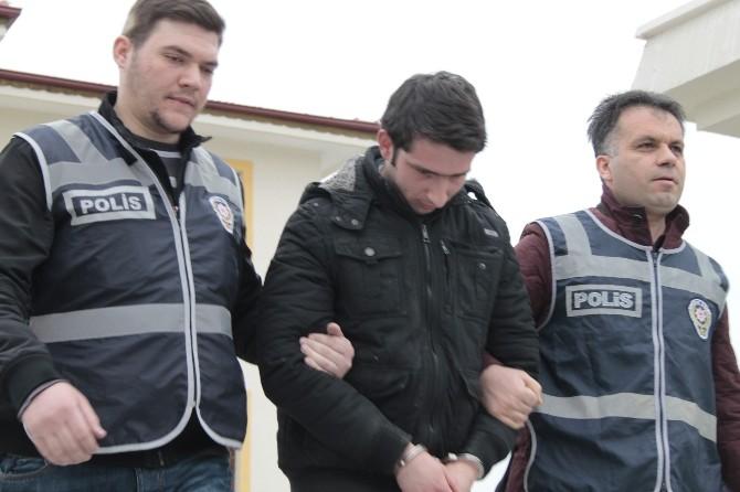 Güvenlik Kamerasına Yakalanan Hırsızlar Tutuklandı