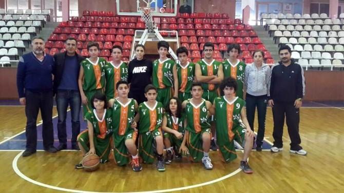 Diyarbakır Karmaları, Basketbolda Türkiye Yarı Finallerinde